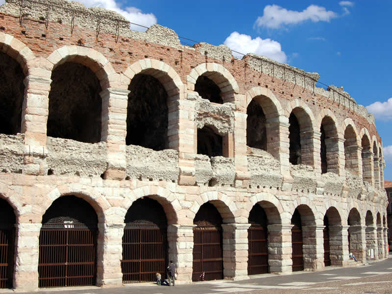 Arena of Verona: Verona tour guide