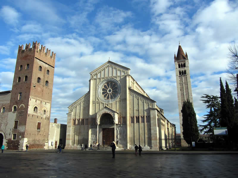 Basilica of San Zeno: Verona tour guide