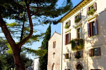 bed and breakfast center of verona: Panoramic Santo Stefano